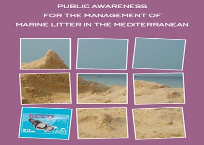 Public awareness for the management of marine litter in the Mediterranean. Clean up Greece, HELMEPA, MIO-ECSDE, Athens, 2007