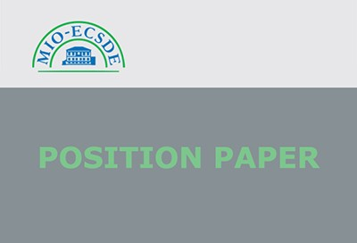 Position Paper on the Revision of the Urban Wastewater Treatment Directive