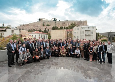 Regional Workshop for Members of Parliament on Climate Change in Athens, 2013