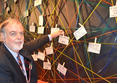 MIO-ECSDE Chairman at RIO+20