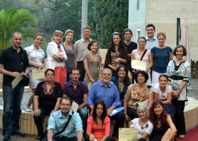 H2020 CB/MEP training in Podgorica, 2011