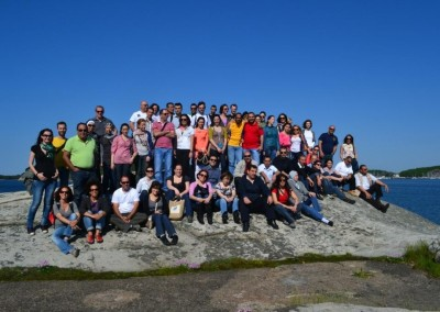 H2020 CB/MEP training in Gothenburg, 2012