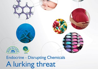 Endocrine – Disrupting Chemicals: A lurking threat, MIO-ECSDE, 2013