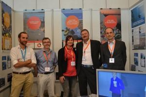 The MARLISCO team and Leo de Vrees