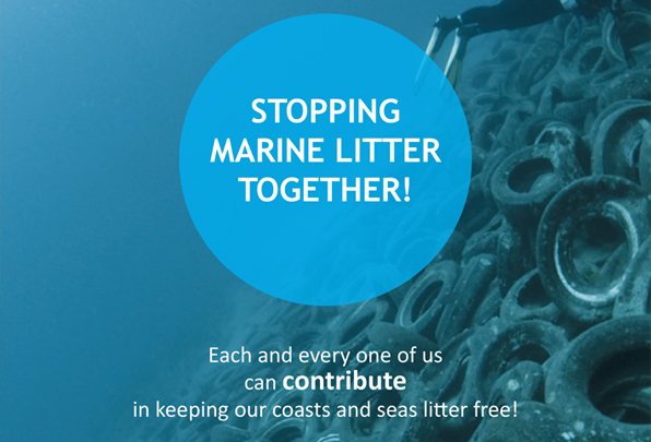 Marine litter brochure sectors-specific 'Stopping marine litter together! MIO-ECSDE, 2015