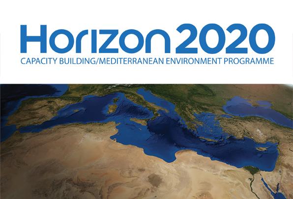 EU funded Horizon 2020 Capacity Building/Mediterranean Environment Programme