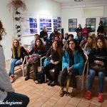At the museum at Ulcinj with Azra Vukovic