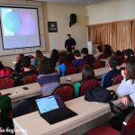 Miha Skocir presenting ecotourism experiences in Soca