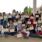 Group photo at Ulcinj