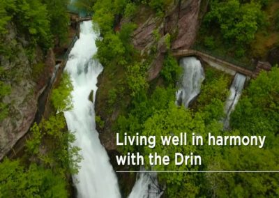 The Act4Drin travelogue 'Living well in harmony with the Drin'