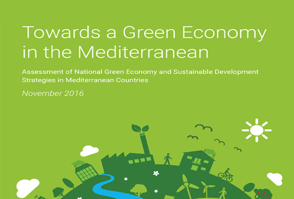 Towards a green economy in the Mediterranean, eco-union, MIO-ECSDE, GEC, 2016