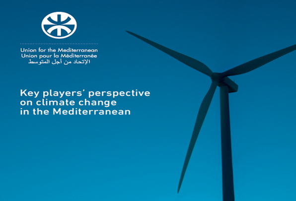MIO-ECSDE featured as a key player on climate change in the Mediterranean
