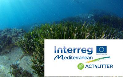 Tackling marine litter in Mediterranean MPAs, new project kicks off