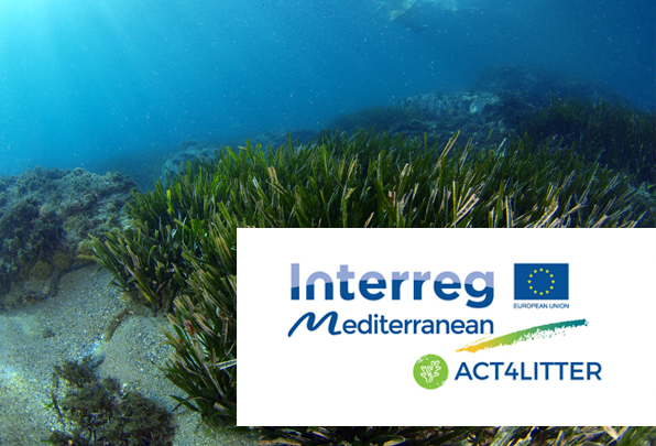 Tackling marine litter in Mediterranean MPAs, new project kicks off