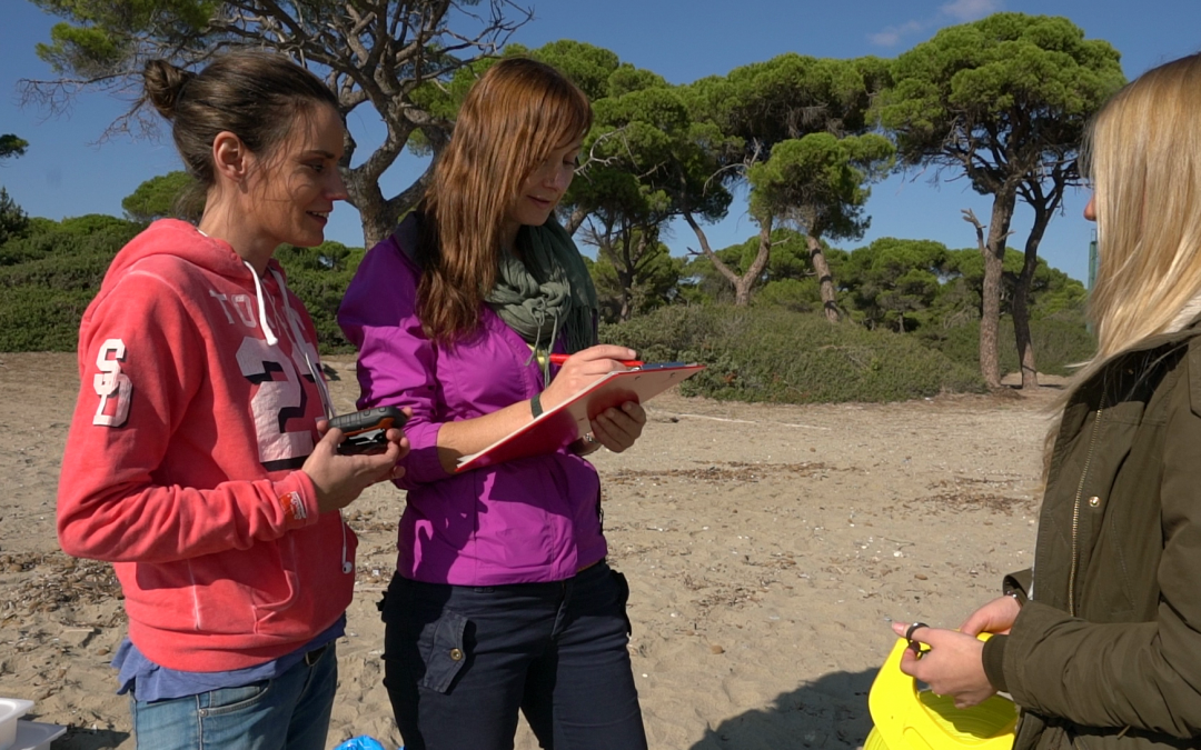 MIO-ECSDE/DeFishGear | Guidelines on how to monitor marine litter on beaches