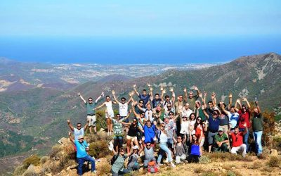 What are Man and Biosphere Reserves all about? Trainees find out in Sardinia