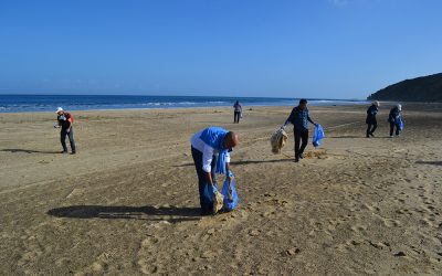 Strengthening participatory coastal management for the reduction of marine litter in Morocco