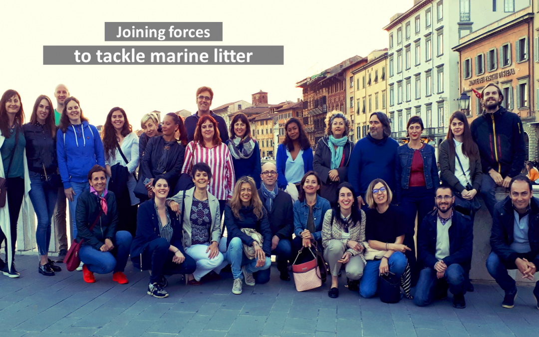 MPA managers and marine litter practitioners meet to fast-track actions against marine litter in Mediterranean MPAs