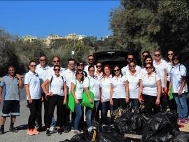 Nature Trust Malta protects wetlands and fights plastic pollution