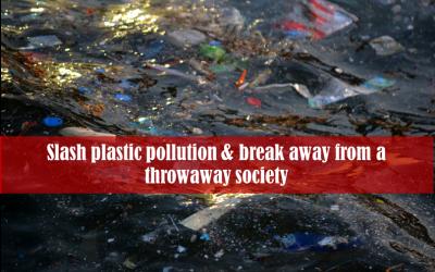 EU reaches landmark agreement to slash plastic pollution