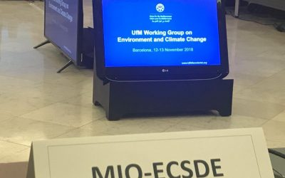 Progress on Mediterranean ESD efforts