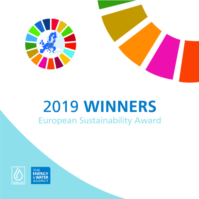 Malta wins one of the seven European Sustainability Awards 2019