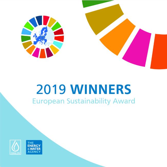 Malta wins one of the seven European Sustainability Awards 2019