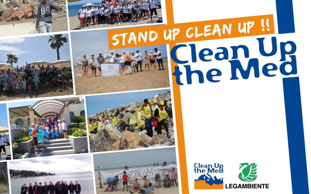 """Clean Up the Med"" ran again in 2019"
