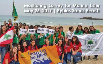 HEAD surveys marine litter & microplastics in Lebanon