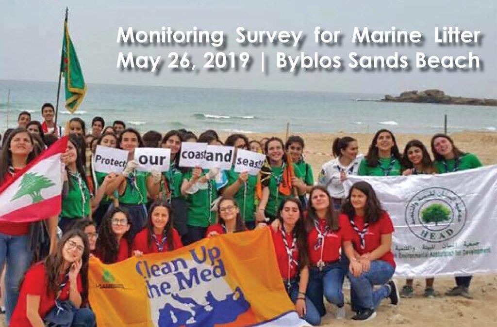 HEAD examine les déchets marins et les microplastiques au Liban