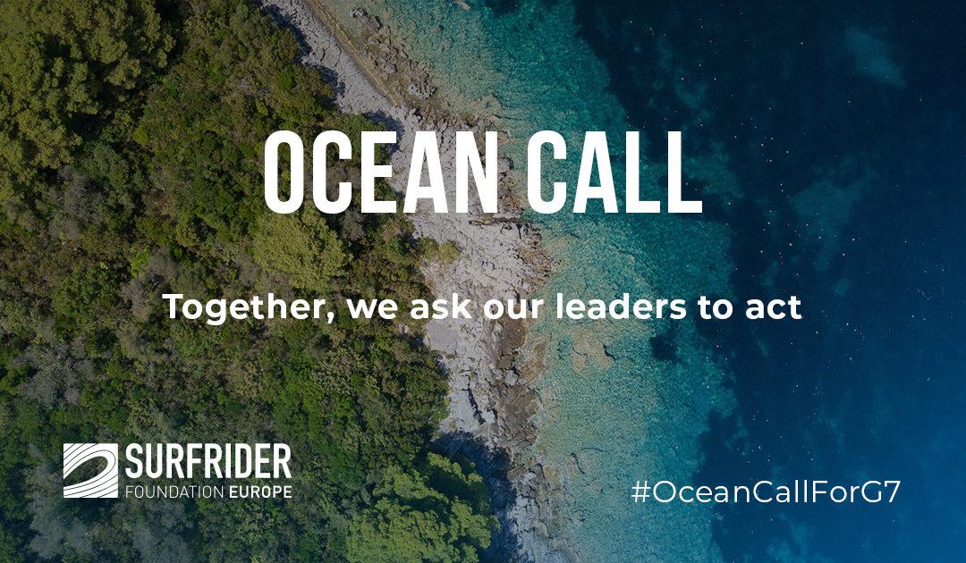 MIO-ECSDE se joint à l'appel de la société civile pour demander aux chefs d'État et de gouvernement du G7 d'agir !