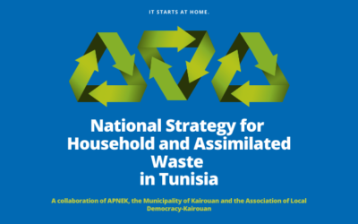 Elaborating a strategy for household and assimilated waste in Kairouan, Tunisia