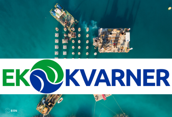 Eko Kvarner opposes the Croatian Liquefied Natural Gas Plan