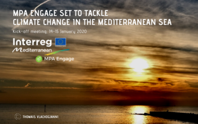 MPA ENGAGE set to tackle Climate Change in the Mediterranean Sea!