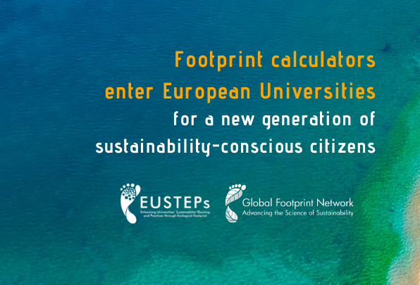 A new sustainability education project assesses universities' Ecological Footprint