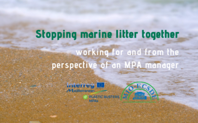 Plastic Busters MPAs and MIO-ECSDE kick off marine litter prevention and mitigation demos