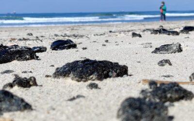 MIO-ECSDE Members react to the eastern Mediterranean February oil spill