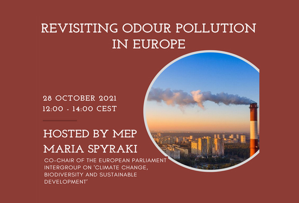 European Parliament Intergroup and MIO-ECSDE call for re-visiting the odour pollution regulatory challenge: October 28